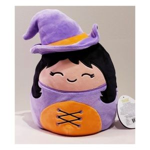 Squishmallows Halloween Collection Winnie the 🧙